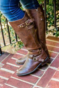 Bottes et chaussures d'équitation